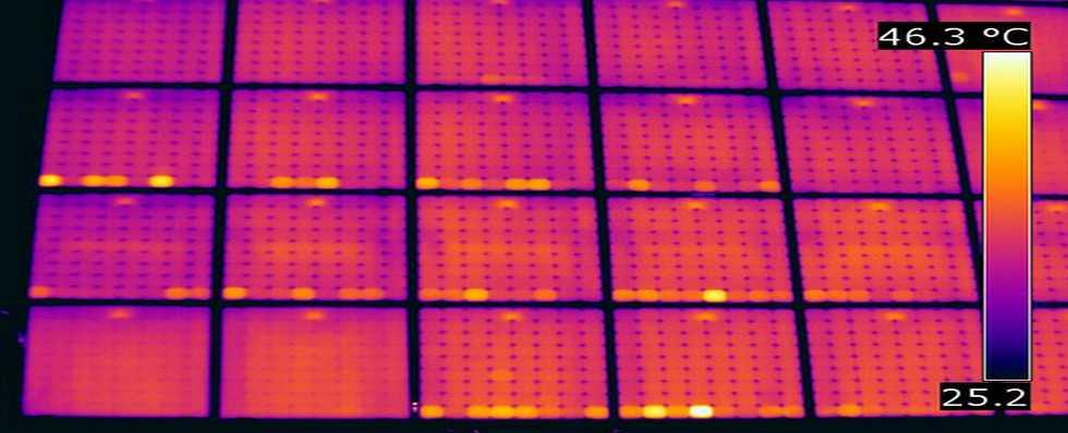 Termografia Fotovoltaica